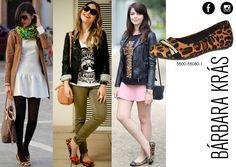 barbarakras.com.br #sapato #saltoalto #highheels #shoes #loveshoes #summer #ootd #heels #flats #wedge #fashion #campanha #sapatilha