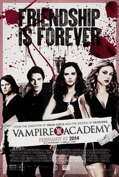 Vampire Academy fanmade poster - The Vampire Academy Blood Sisters ...