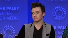 """What has this show meant to you all? """"Puberty"""" - chriscolfer #GLEEFareway #PaleyFest"""