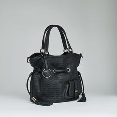 adefb3a31c lancel - vintage from the 1990's - a new interpretation of the bucket bag ,  le