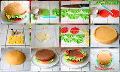 Montar bolo infantil 15