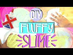 how to make slime with shampoo and salt steps