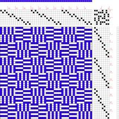 draft image: Page 261, Figure 9, Orimono soshiki hen [Textile System], Yoshida, Kiju, 8S, 8T