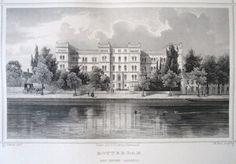 Rotterdam het nieuwe gasthuis 1858