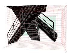 Obra de Regina Silveira é destaque da mostra Geometria Fragmentada (Foto: Divulgação)