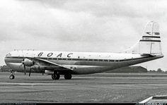 Boeing 377-10-32 Stratocruiser aircraft