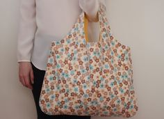 handmade  grocery bag Grocery Bags, Tote Bag, Red, Handmade, Manualidades, Hand Made, Totes, Shopping Bags, Tote Bags