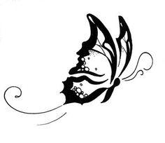 butterfly tattoo by deedeedee123 on DeviantArt