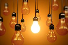 Once again, we want to recall the importance light bulbs have when you are developing an Interior Design project, as much as we want to help you choose the most appropriate type of ceiling fixtures am Led 5w, Boost Creativity, Interior Design Tips, Ceiling Fixtures, Solar Energy, Light Bulb, Innovation, Canning, Home Decor