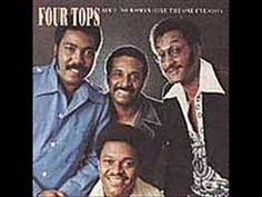 Ain't No Woman Like The One I've Got...The Four Tops...this song was playing on the radio when I had my first blowout on an interstate...the year was 1973...Scout Camp was over & college hadn't started...Larry Poe & I had just left Winston-Salem, NC for Colchester Point, VT on vacation...we had a jack & a spare tire (on which we drove 1,000 miles)