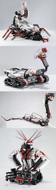 Top Creative Works » Mindstorm EV3