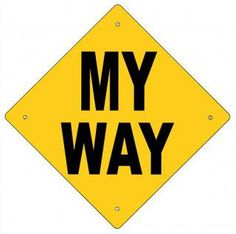 My Way on america. My Way, Signs, America, Decor, Decoration, Shop Signs, Decorating, Usa, Sign