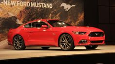 New Look - Same Soul  - 2015 Ford Mustang