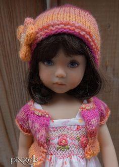 Smocked Sunshine Dianna Effner Little Darlings 13 034 Linda Macario by Pixxells | eBay