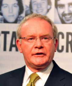 McGuinness receives dissident death threat - Local - Derry Journal