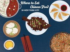 Where to Eat Chinese Food in NYC - From one-dollar lamb skewers to grand dim sum palaces, your complete guide to the best Chinese restaurants in New York. Restaurant New York, Chinese Restaurant, Food Places, Places To Eat, Best Chinese Food Nyc, Homemade Pita Bread, Voyage New York, Nyc Restaurants, Serious Eats