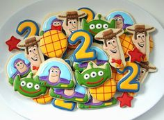 galletas toy story - Buscar con Google