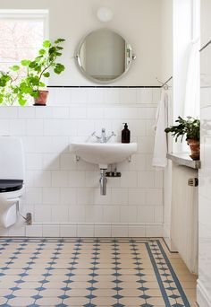 bathroom ideas remodel is unquestionably important for your home. Whether you pick the minor bathroom remodel or bathroom remodel wainscotting, you will make the best dyi bathroom remodel for your own life. Small Bathroom Layout, Small Bathroom Storage, Modern Bathroom, Victorian Tiles Bathroom, Dyi Bathroom Remodel, Bathroom Renovations, Bad Inspiration, Bathroom Inspiration, Bathroom Ideas