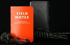 "I just picked up 6 packs of these notebooks, the blow rite-in-the-rain away.  Alas a ""FIELD NOTES"" I can use in a refinery setting."