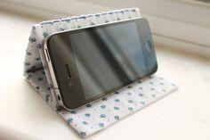 DIY Tutorial - IPhone Stand
