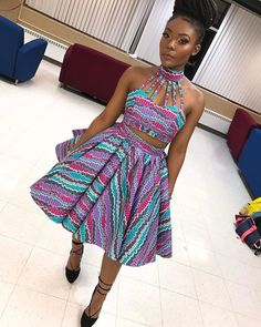 >>>Cheap Sale OFF! >>>Visit>> Spice Up Your Look With These Trend-Setting Ankara Styles - Wedding Digest Naija African Fashion Ankara, African Inspired Fashion, Latest African Fashion Dresses, African Print Fashion, Africa Fashion, African American Fashion, Short African Dresses, African Print Dresses, African Prints