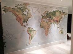 World map wallpaper customer photos pinterest wallpaper black world map wallpaper customer photos pinterest wallpaper black and house gumiabroncs Choice Image