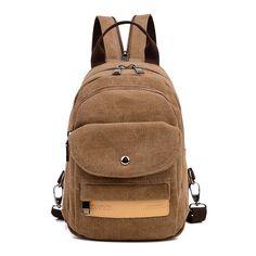 42.44$  Buy here - http://vivrg.justgood.pw/vig/item.php?t=mvvanlj34287 - Women Small Backpack Canvas Backpacks for Women Female WomensTravel Bagpack Mult