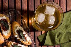 Cocktails Log Cabin Recipe