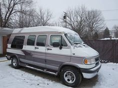 1995 Dodge Ram Van For Sale In Roseville MI Conversion