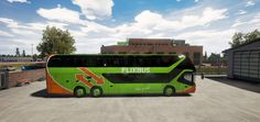 Just Trains - Fernbus Coach Simulator Add-on - Neoplan Skyliner