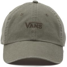 d5fdff3788d Vans Court Side Baseball Hat ( 28) ❤ liked on Polyvore featuring  accessories