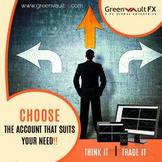 like a Sniper with Greenvault accounts! Compare the account types and select the most appropriate one for you as a Online Forex Trading, Brokerage Firm, Are You The One, Accounting, Things To Think About, Investing, Platform, Live, Heel