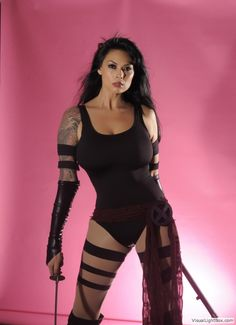 #Cosplay #Mutants: #Psylocke X-Men