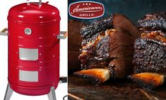 Today is a great day for Smoked Ribs! Americana Grills! 🔥🥩🔥🥩🔥🥩🔥 #americanagrills #charcoalgrills 🔥🥩🔥🥩🔥🥩🔥 Smoked Ribs, Charcoal Grill, Grills, Popcorn Maker, Nespresso, Kitchen Appliances, Charcoal Bbq Grill, Diy Kitchen Appliances, Home Appliances