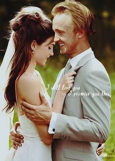 Hermione and Draco's wedding