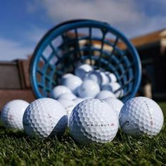 """""""Don't practice until you get it right, practice until you can't get it wrong. #LoveGolf,"""" advised TaylorMade Golf Europe."""
