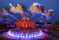 Primeiro parque da Walt Disney World completa 58 anos. Leia mais!
