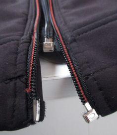 Mieheni pyysi minua korjaamaan arkitakkinsa vetoketjun. Uusi takki oli jo ostettu, mutta vanha oli ominaisuuksiltaan kaikin puolin mu...