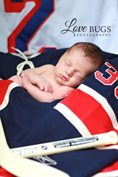 Newborn Hockey Theme