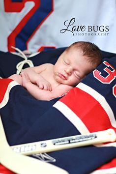 Newborn Hockey Theme