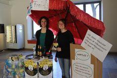 Studenten organisieren Recycling-Party - 20min