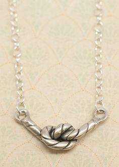 Tie that Binds Necklace | Lisa Leonard Designs