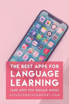 Learning Languages Tips, Learning Apps, Learning Styles, Learning Resources, French Language Learning, Learn A New Language, Learning Spanish, Foreign Language, Learn French