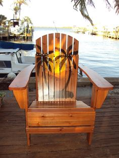 Adirondack Chairs by MatlachaGetaway on Etsy, $195.00