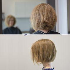 Keratin & Haircut by Jesse Wyatt #hair #haircut #keratin #jessewyatt