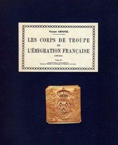 """""""Le Grouvel"""". Les 3 volumes de l'oeuvre du vicomte Grouvel, vice-président de La Sabretache, furent publiés par La Sabretache en 1957, 1961 et 1964. Téléchargement réservé aux membres de La Sabretache. """"The Grouvel"""". The 3 volumes of vicomte Grouvel's (then vice-President) masterwork were published by La Sabretache in 1957, 1961 and 1964. Downloading available for members only. www.lasabretache.fr"""