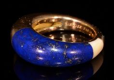 cartier Bijoux Lapis Lazuli, Antique Rings, Yellow Gold Rings, Labradorite, Cartier, Vintage Designs, Bling, Jewels, Jewellery