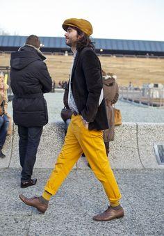 From Pitti Uomo... Florence #menswear #fashion #streetstyle