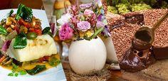 Receitas de bacalhau, ovo de chocolate e outras delícias e jeitos diferentes de arrumar a mesa para a ocasião