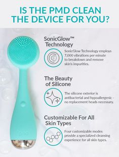 PMD Clean | Smart Facial Cleansing Device